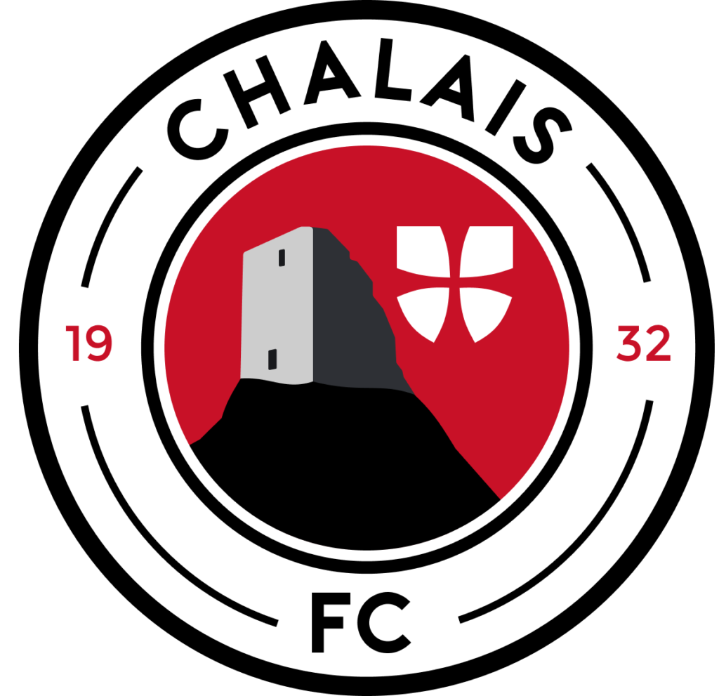 Nouveau Logo FC Chalais